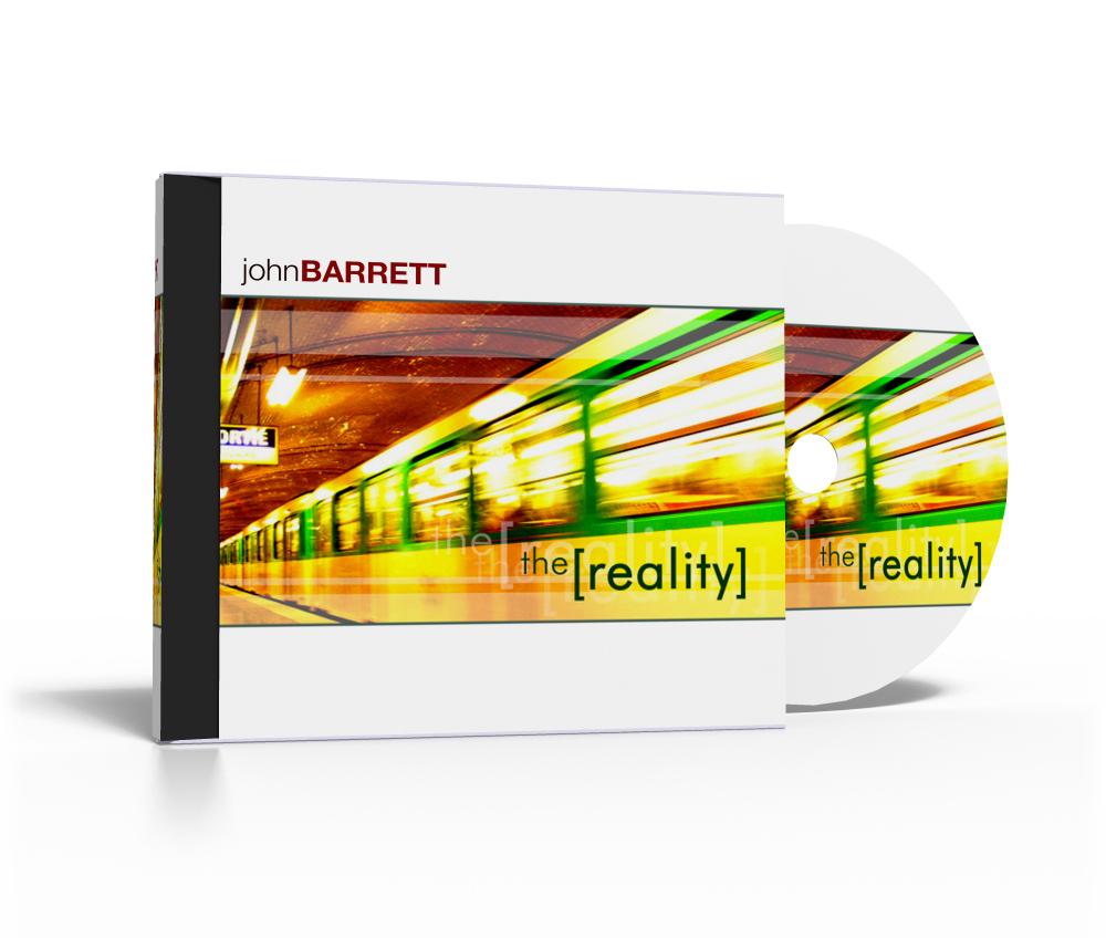 CD Cover 3D