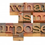 You Have 2 Purposes…Do You Know What They Are?