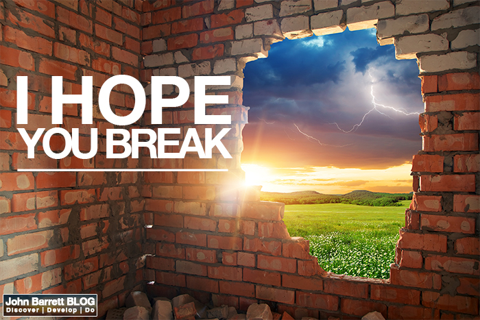 I Hope You Break