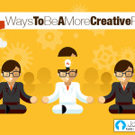 4 Ways To Be A More Creative Person