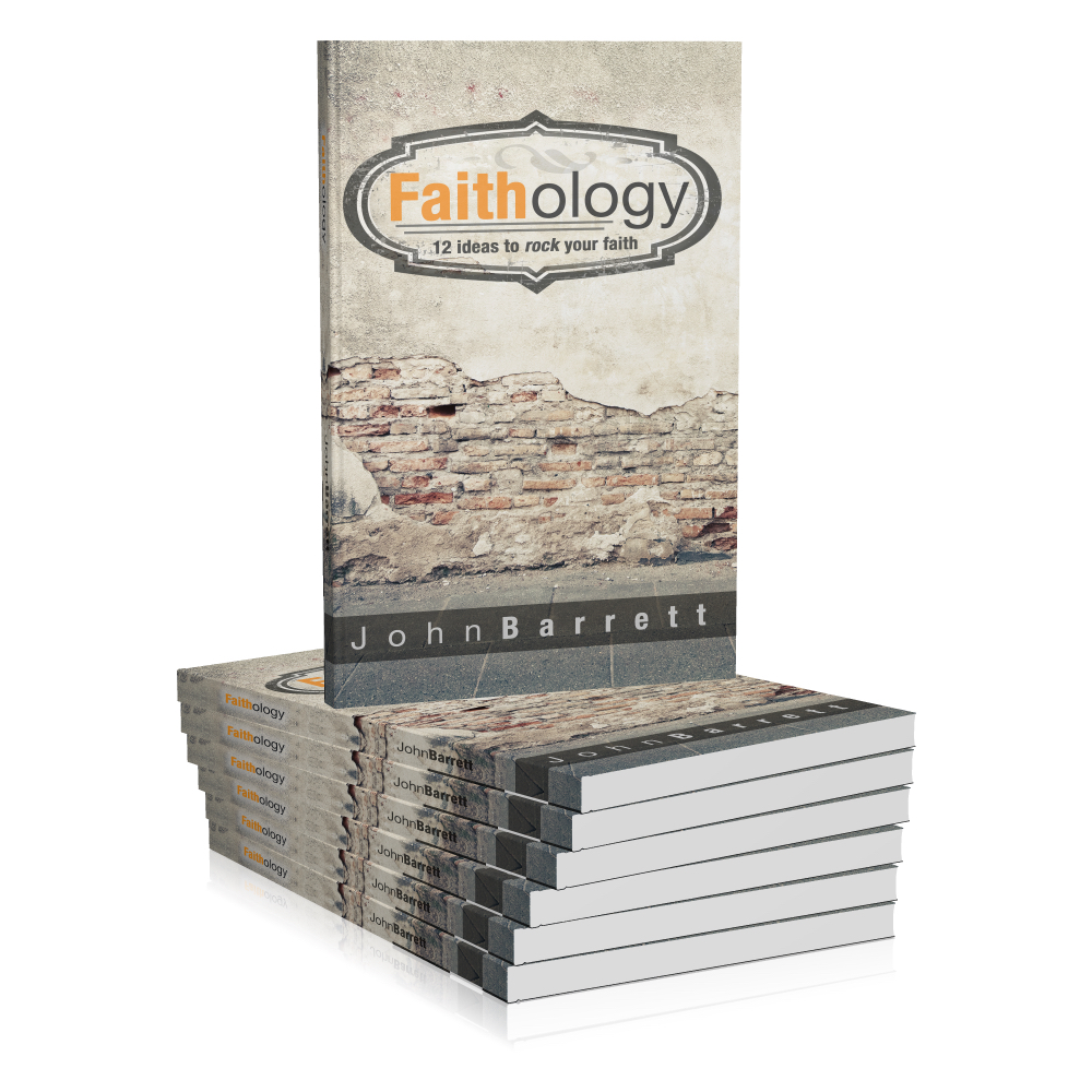 Faithology Book Stack