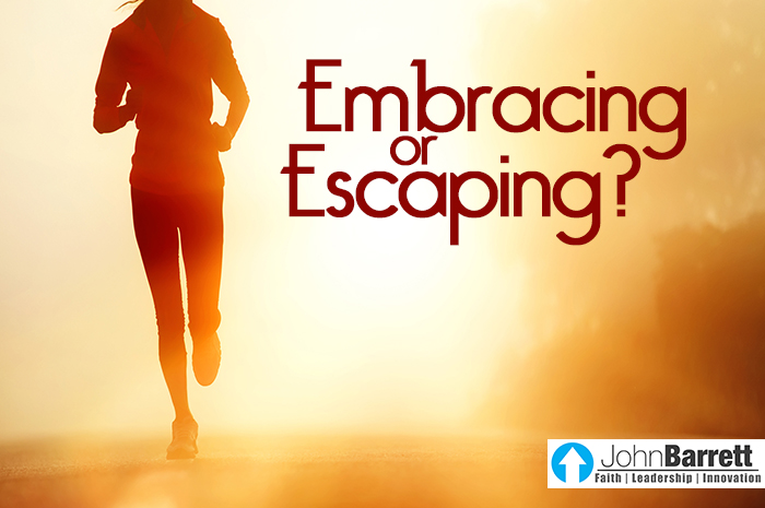 Embracing or Escaping