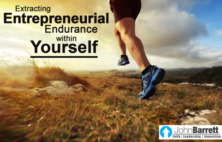 Extracting Entrepreneurial Endurance