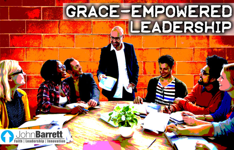 Grace Empowered Leadership