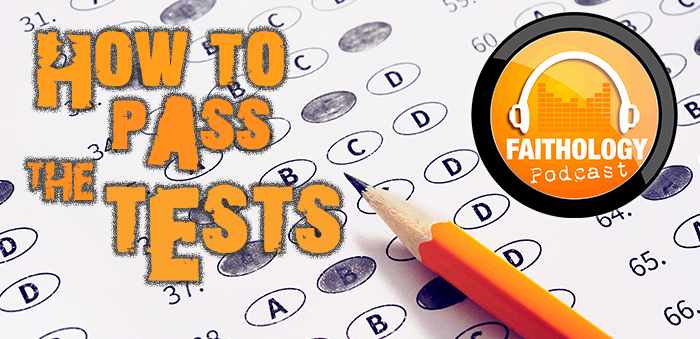 How To Pass The Tests